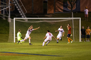 No. 11 Syracuse's defense collapses in 1-0 overtime loss to Cornell after scoreless 90 minutes